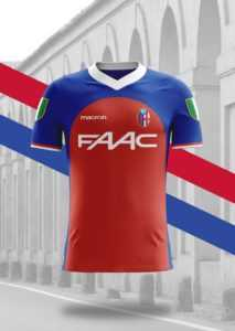 Camisa dos times italianos: Bologna