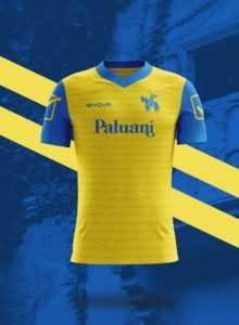Camisa dos times italianos: Chievo Verona