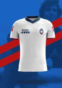 Camisa dos times italianos: Crotone
