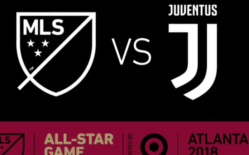Juventus no All-Star Game da Major League Soccer