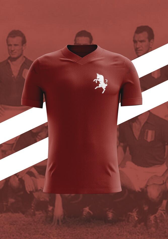Camisa dos times italianos: Torino