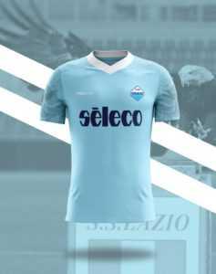 Camisa dos times italianos: Lazio