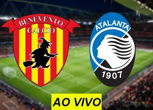 Assistir Benevento x Atalanta ao vivo na TV