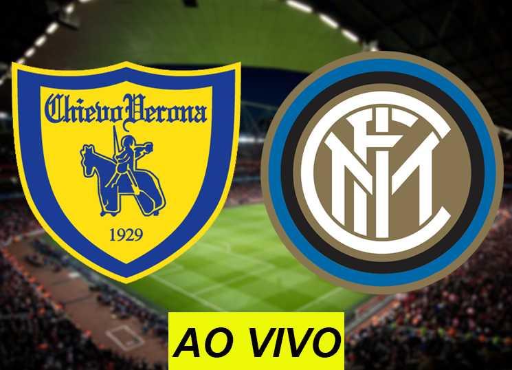 Assistir Chievo x Internazionale ao vivo na tv