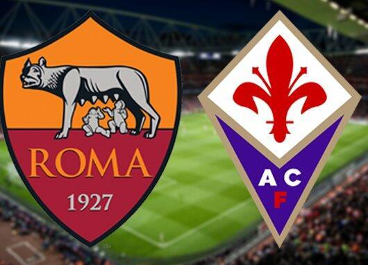 Roma x Fiorentina ao vivo