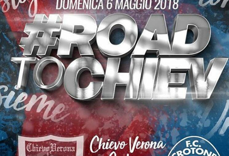Chievo x Crotone campeonato italiano road to chiev