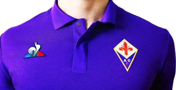 Nova camisa da Fiorentina 2018-2019
