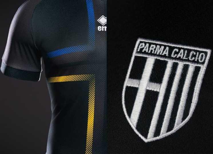 Camisa 3 do Parma 2018-2019