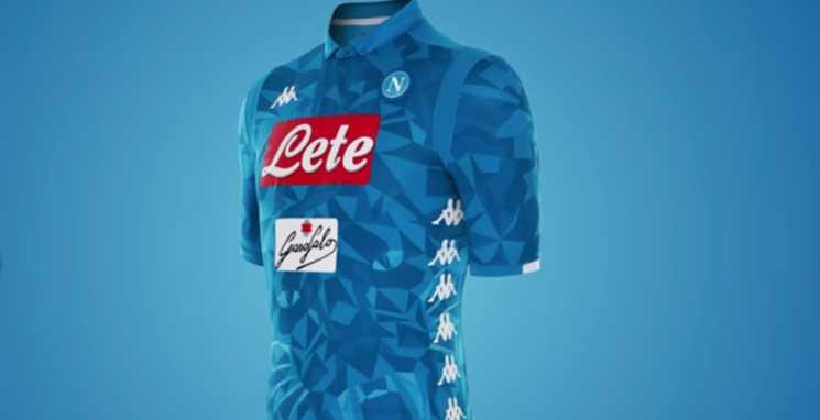 Camisa do Napoli 2018-2019