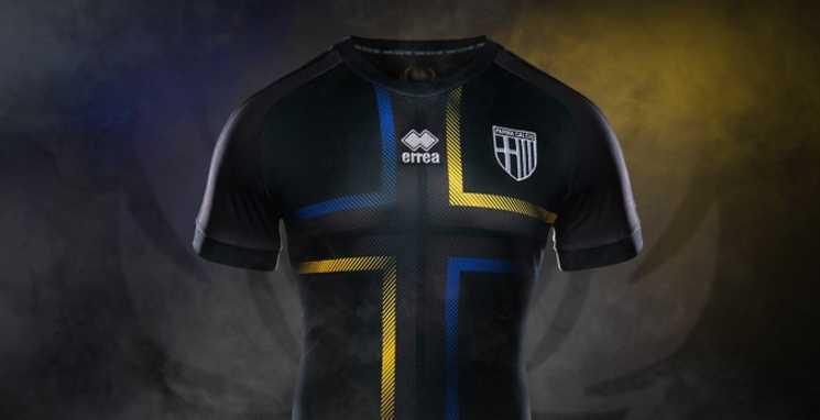 Camisa do Parma 2018-2019 preta