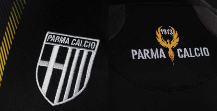 Camisa do Parma 2018-2019