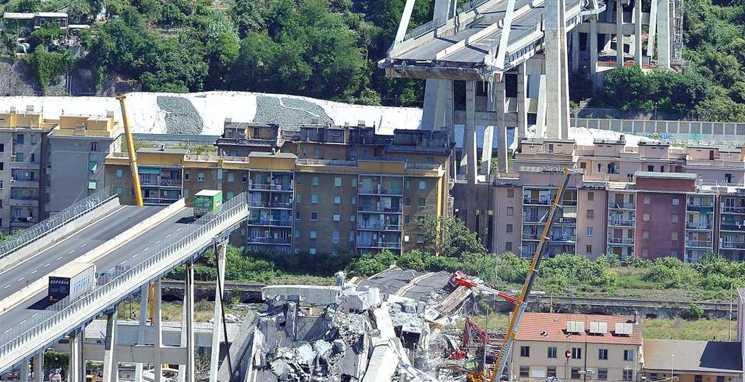 Ponte Morandi - Tragédia de Gênova