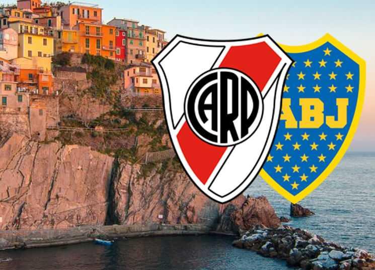 Final da Libertadores 2018 River Boca Gênova
