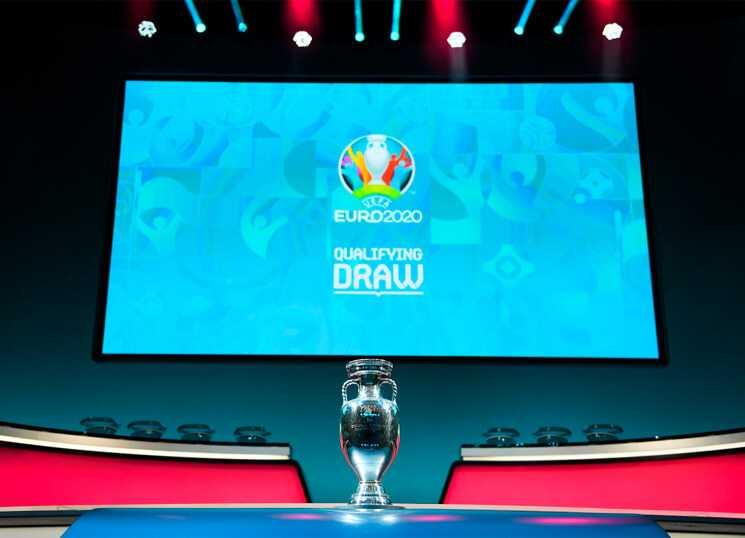 Qualificação para Euro 2020 - grupo da Itália