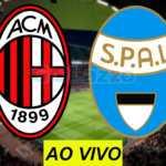 Milan x SPAL: como assistir ao vivo na TV