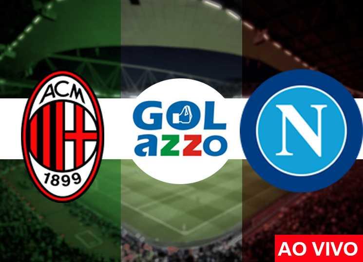 Quartas-de-final da copa itália assistir milan x napoli ao vivo - campeonato italiano