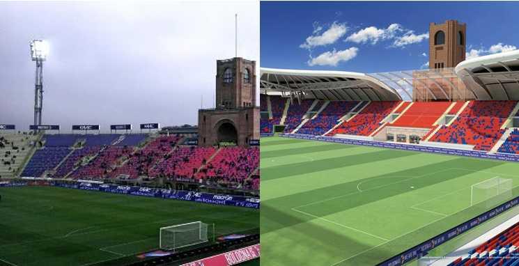 novo estádio do Bologna mudanças 1