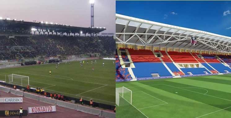 novo estádio do Bologna mudanças 2