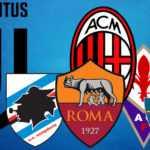 Quais são os 20 times do campeonato italiano 2019-2020