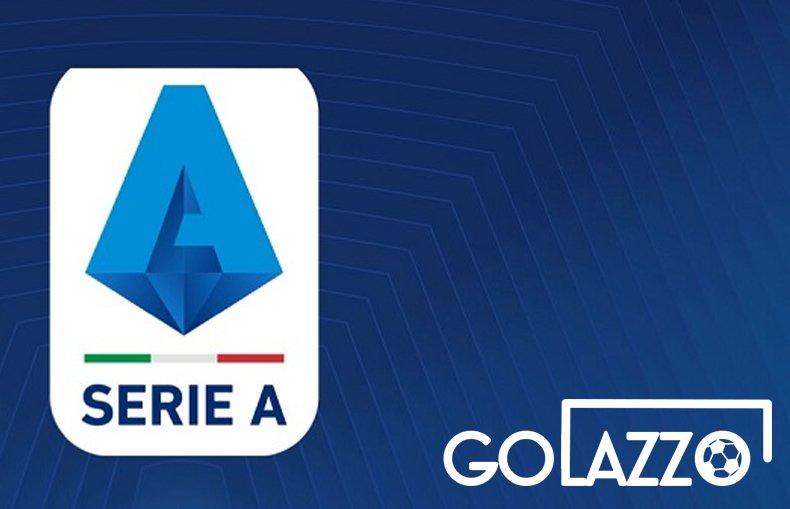 Tabela de classificação do campeonato italiano Serie A 2019-2020