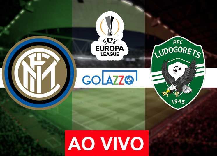 assistir Internazionale x Ludogorets ao vivo Europa League