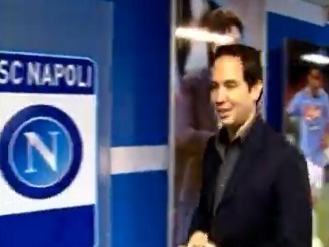 jogadores brasileiros campeonato italiano - Caio Ribeiro