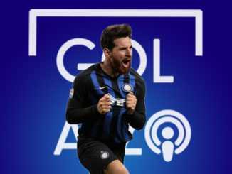 Messi na Internazionale