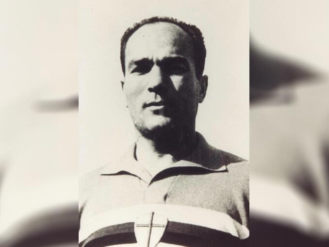 Derby Della Lanterna - jogadores Sampdoria e Genoa - Giuseppe Baldini