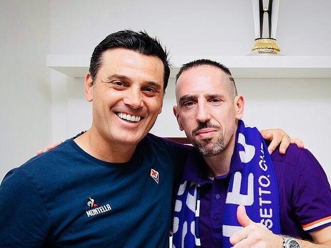 Derby Della Lanterna - jogadores Sampdoria e Genoa - Vincenzo Montella