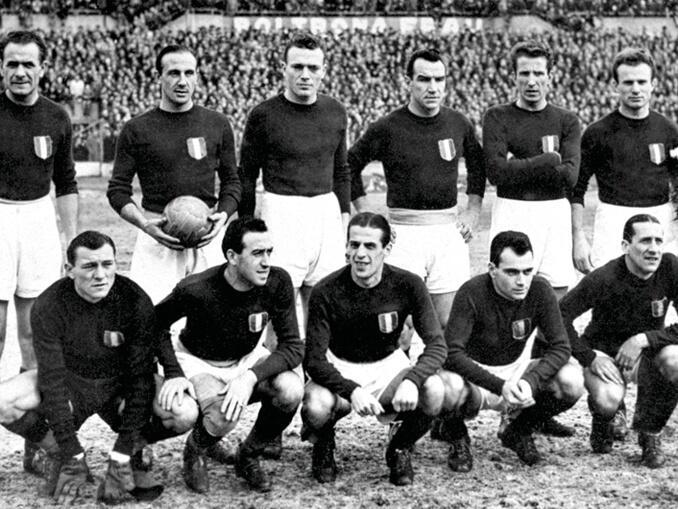 Derby Della Mole - Juventus Torino - Grande Torino