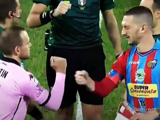 Derby Di Sicilia - Palermo e Catania