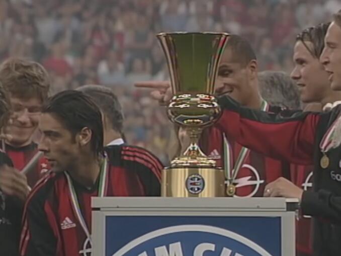 Títulos do Milan - títulos Copa Itália