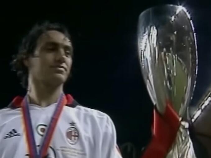 Títulos do Milan - títulos Supercopa UEFA