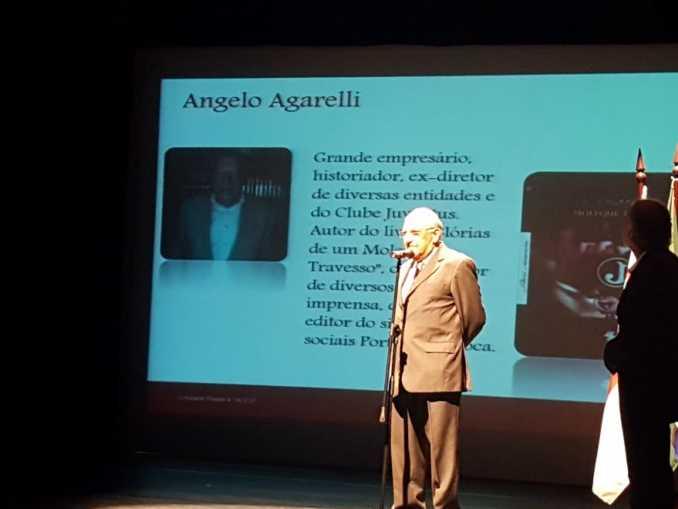 Angelo Agarelli no Juventus