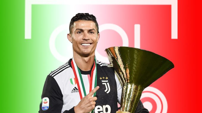 Golazzo - Podcast do campeonato italiano - juventus campeã italiana 2019-2020
