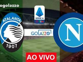 assistir atalanta x napoli ao vivo campeonato italiano