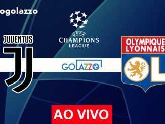 assistir Juventus x Lyon ao vivo pela Champions League