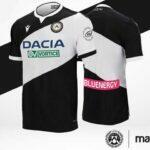 Nova camisa da Udinese resgata modelo que Zico vestiu