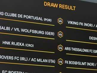 Milan Shamrock Rovers Europa League