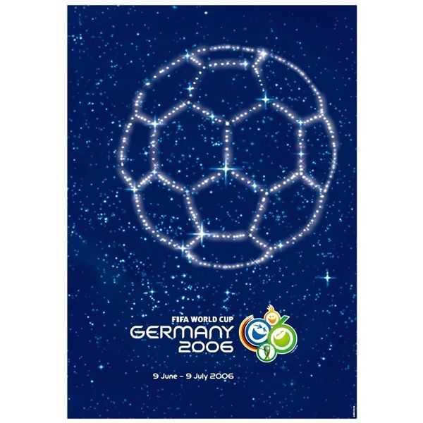 Pôster Copa do Mundo 2006
