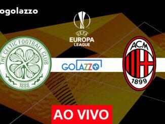 assistir celtic x milan ao vivo pela europa league
