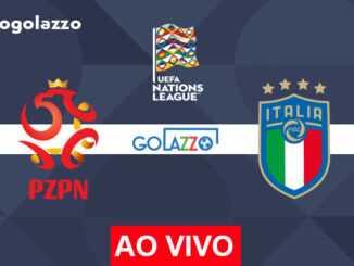 assistir polônia x itália ao vivo uefa nation league