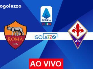 assistir roma x fiorentina AO VIVO pelo campeonato italiano