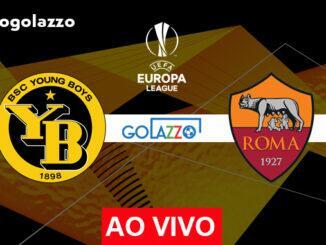 assistir young boys x roma ao vivo pela europa league