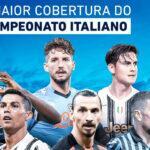 Esporte Interativo anuncia transmissão do campeonato italiano no EI Plus e na TNT