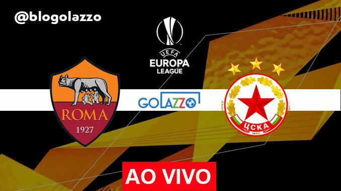 onde assistir roma x cska sofia ao vivo pela europa league