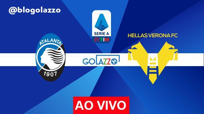 assistir atalanta x hellas verona ao vivo pelo campeonato italiano