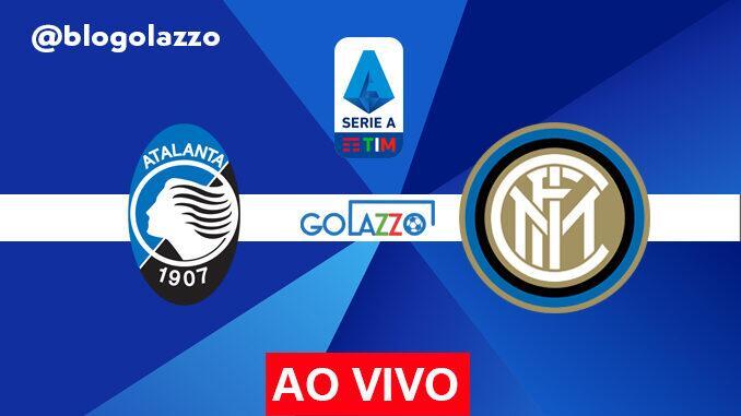 assistir atalanta x inter ao vivo pelo campeonato italiano