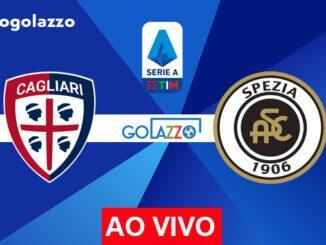 assistir cagliari x spezia ao vivo pelo campeonato italiano