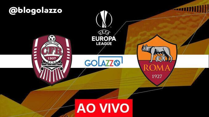 assistir cluj x roma ao vivo pela europa league